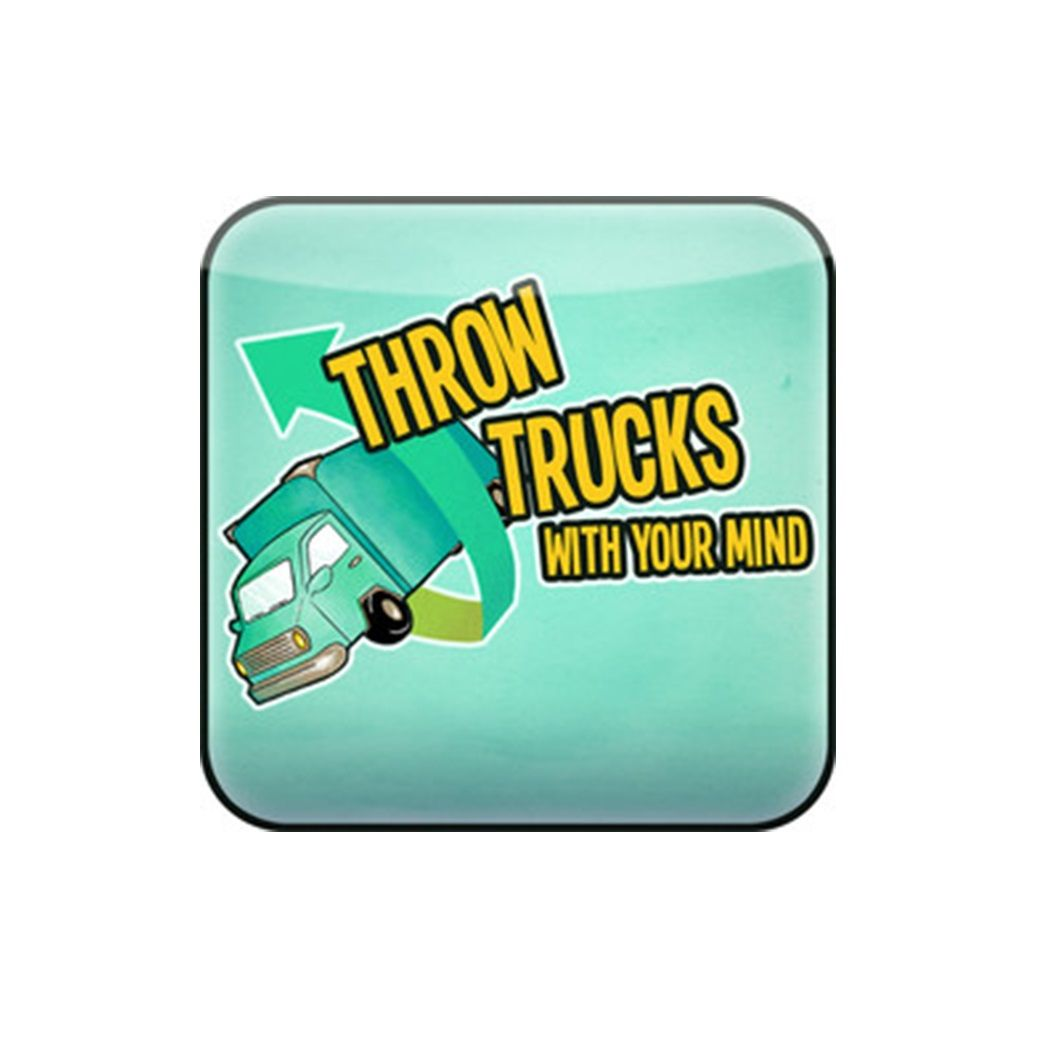 Gra EEG Throw Trucks With Your Mind
