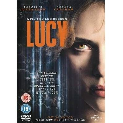 Lucy (2014) DVD