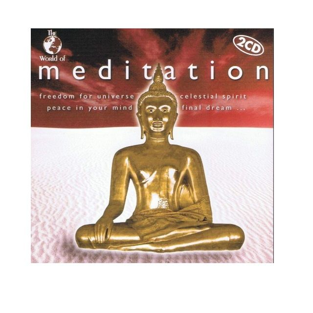 The World Of Meditation 2CD