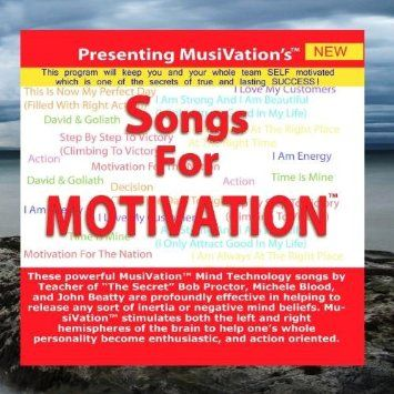 Songs For Motivation