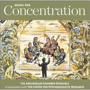 Muzyka do koncentracji - Music for Concentration