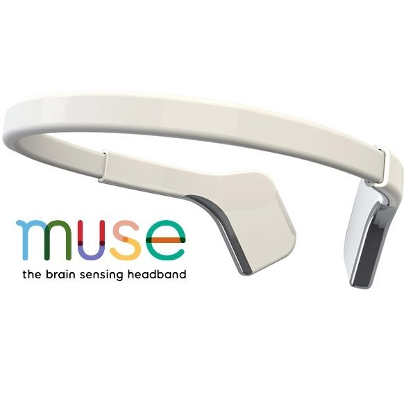 Opaska EEG Muse InteraXon