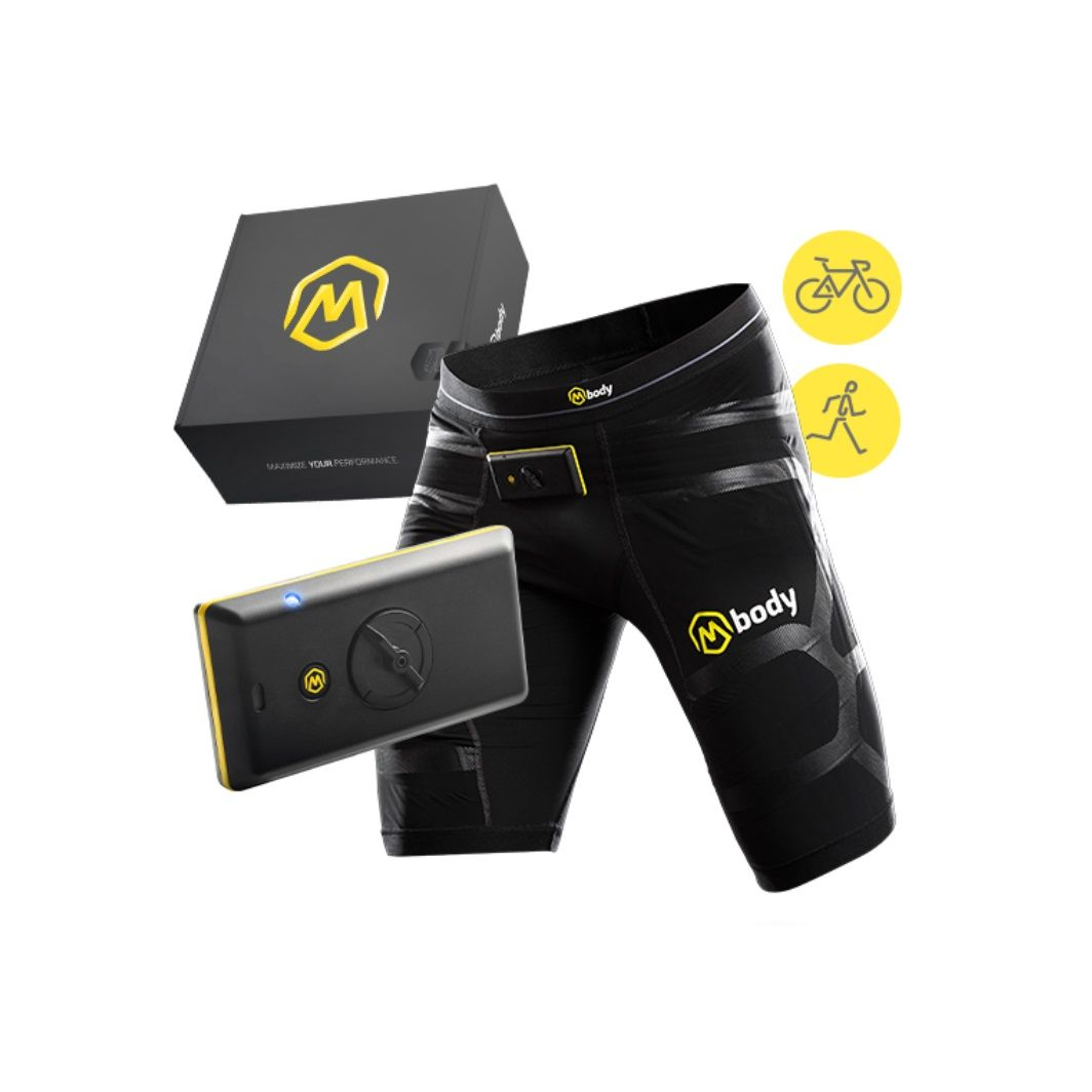 MBody Bike & Run Starter Kit (rozmiary S/M/L/XL)