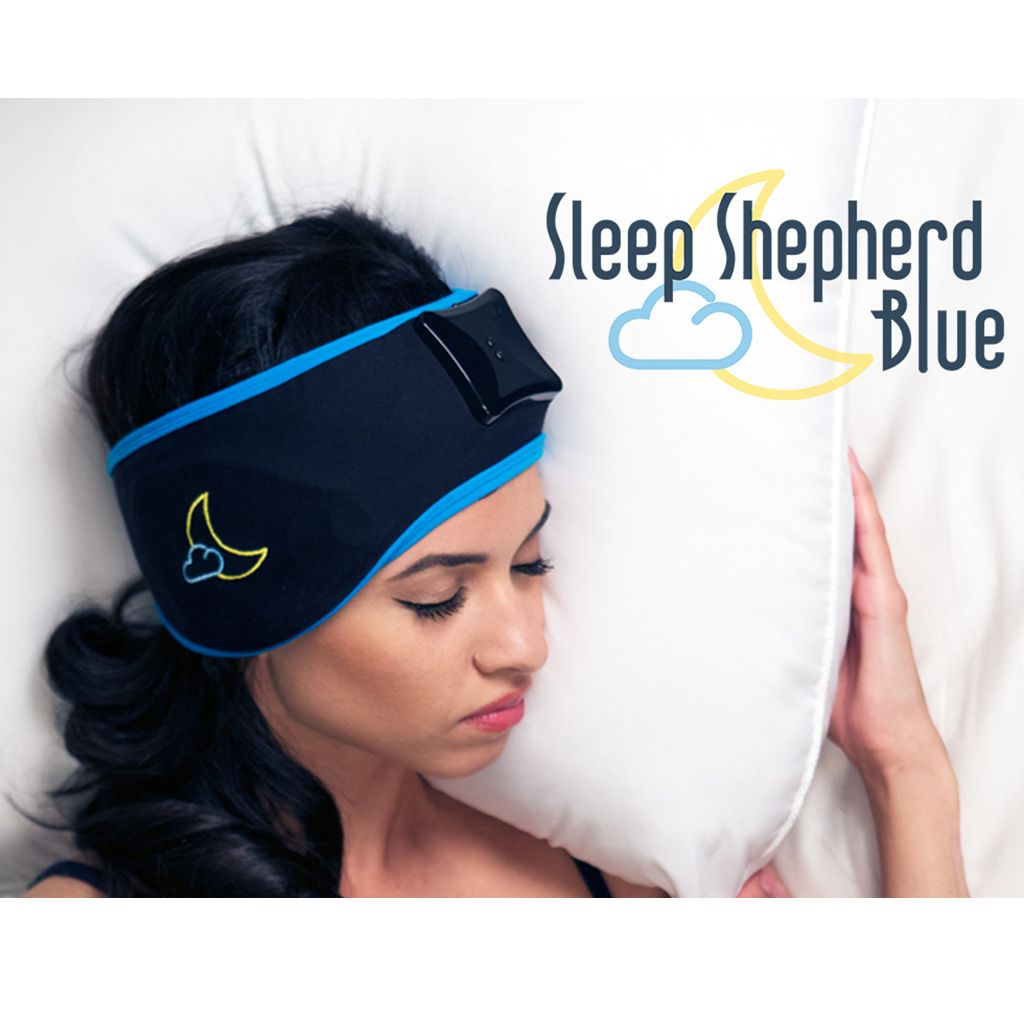 Tracker snu - Sleep Shepherd Blue