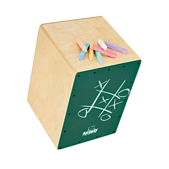 Cajon Nino Dark Green Pac