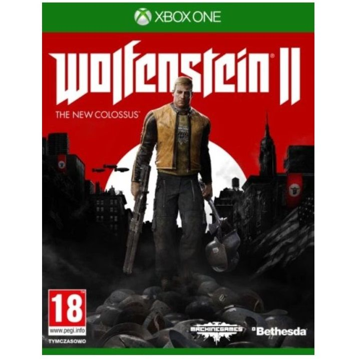 Wolfenstein II: The New Colossus X1